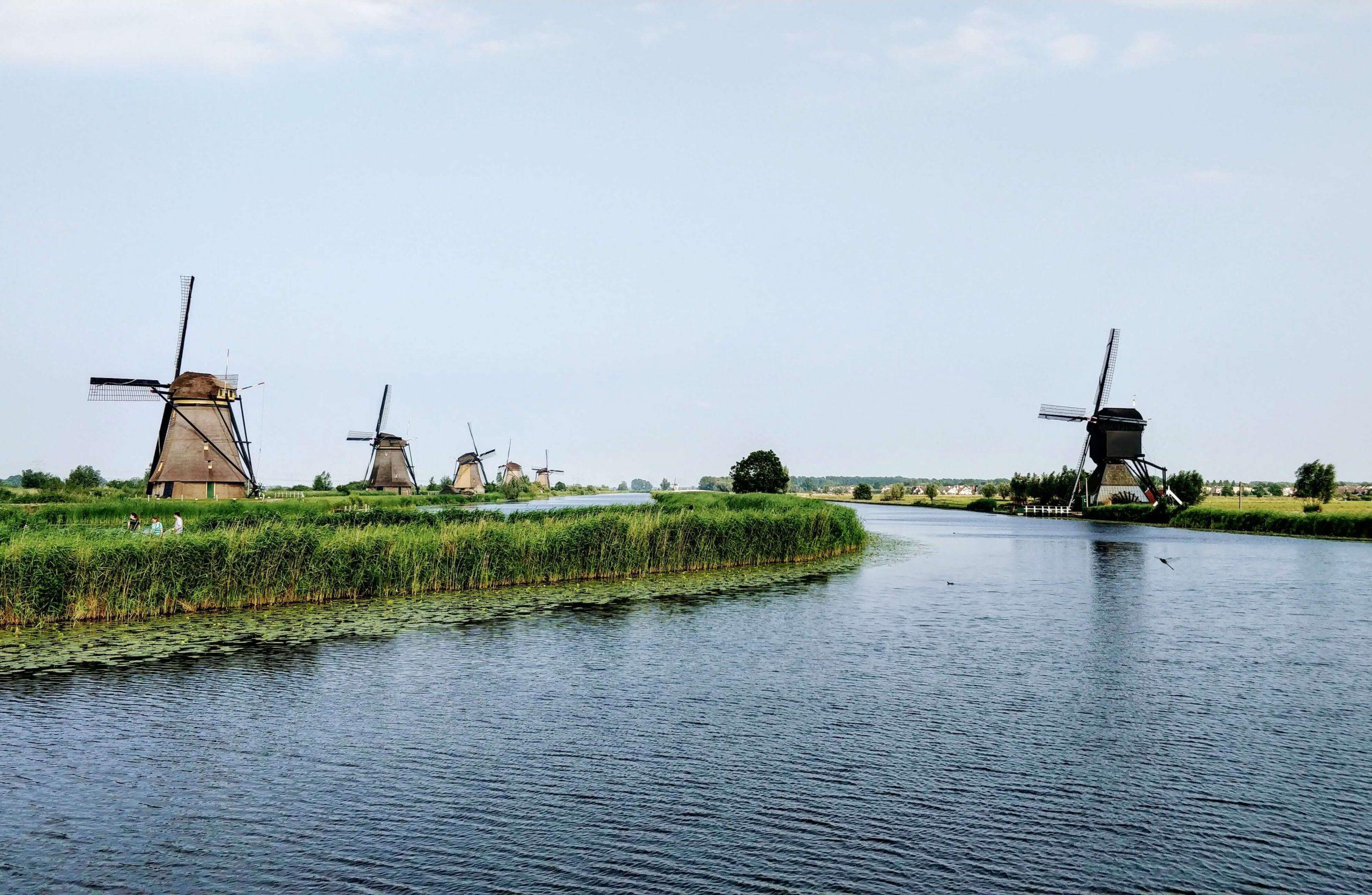 Mooie autoroutes Nederland