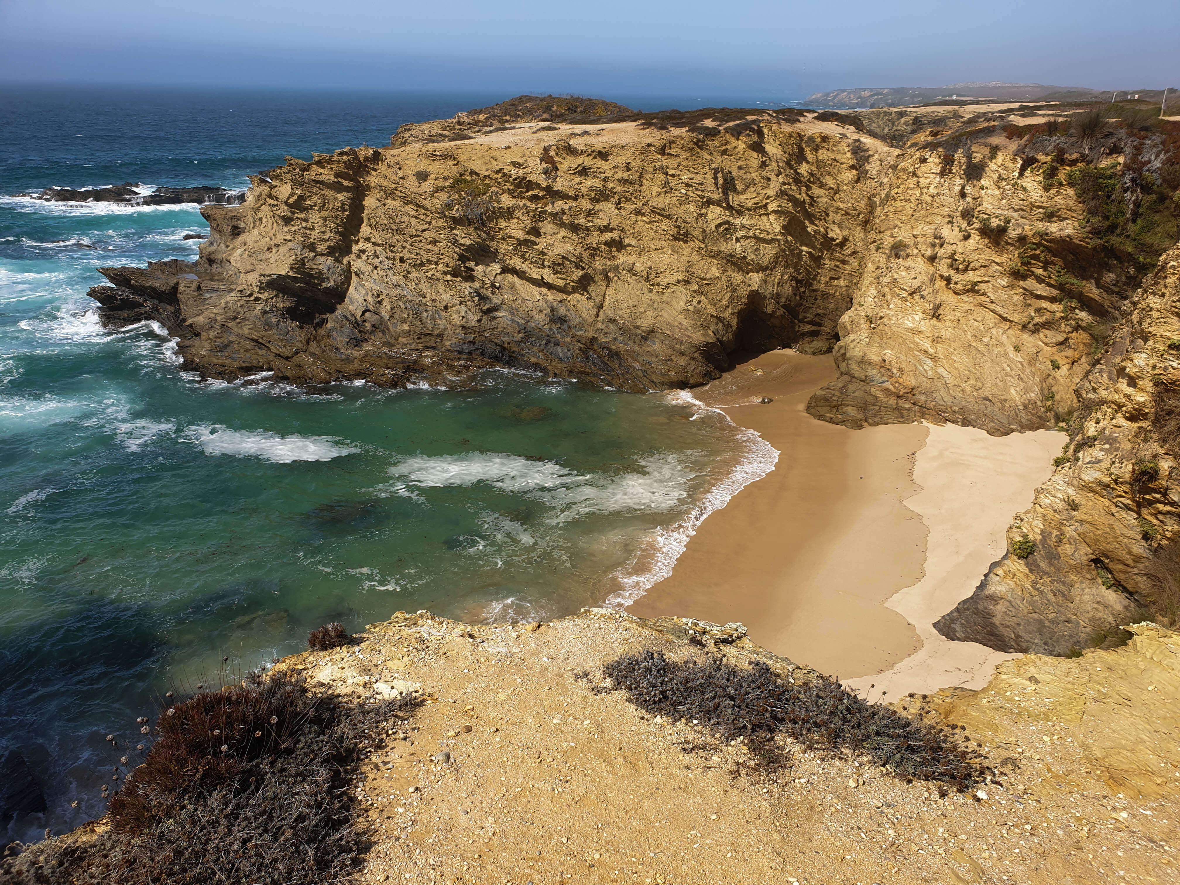 Mooiste stranden Alentejo kust