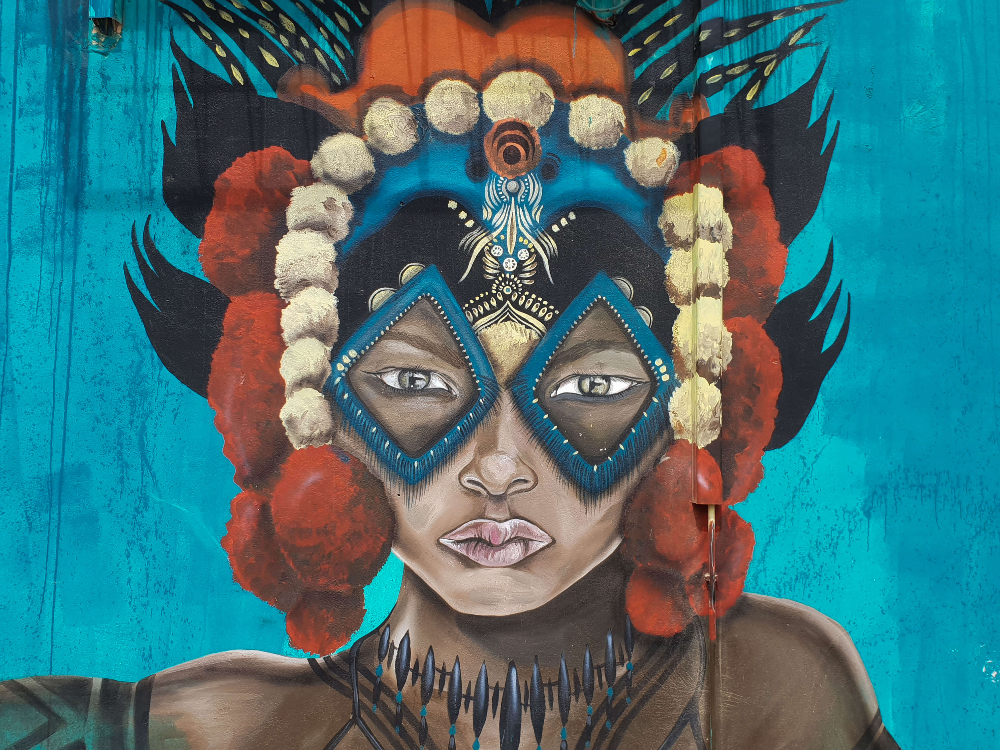 Street Art en muurschilderingen Aruba