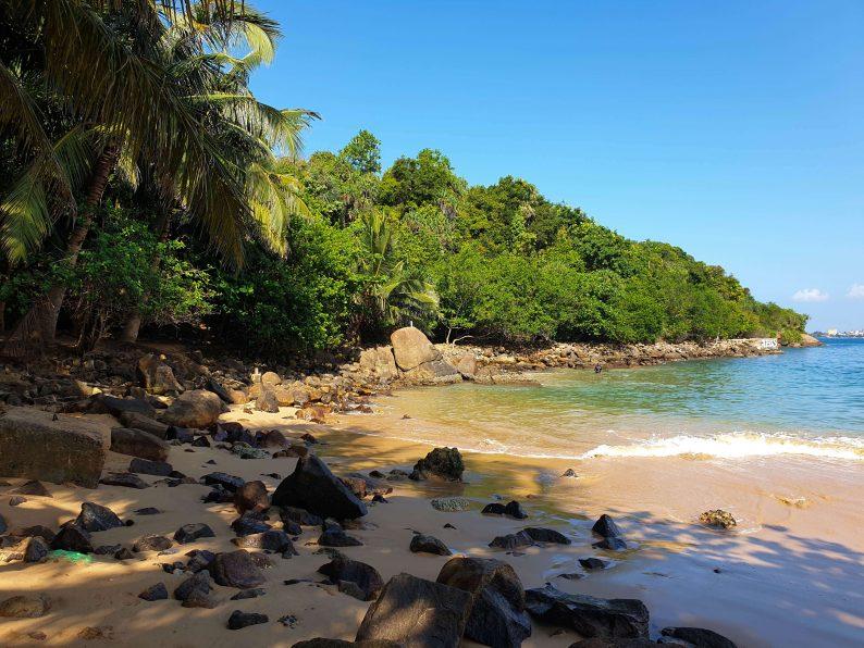 Mooiste stranden in Sri Lanka