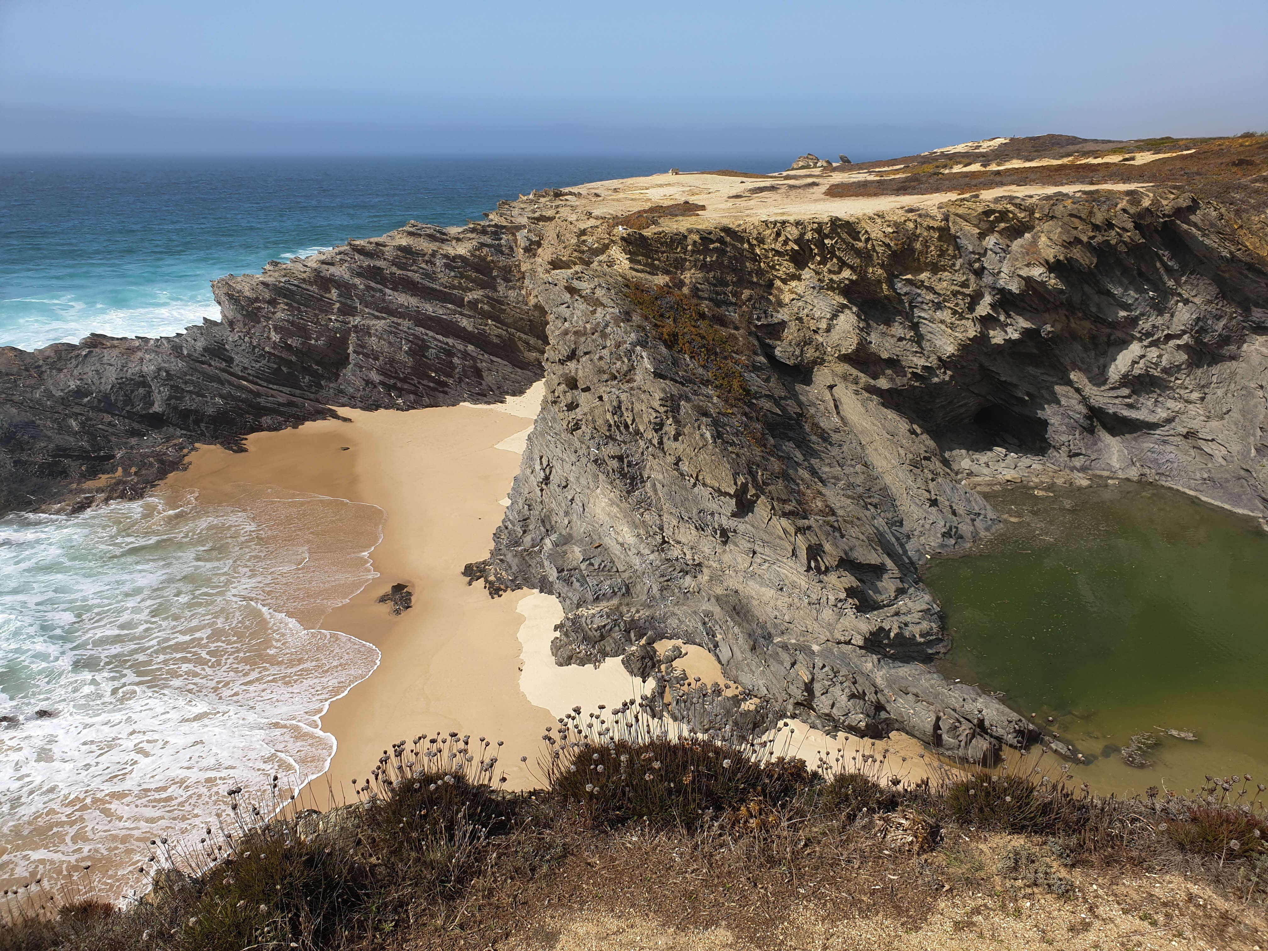 Praia do Espingardeiro