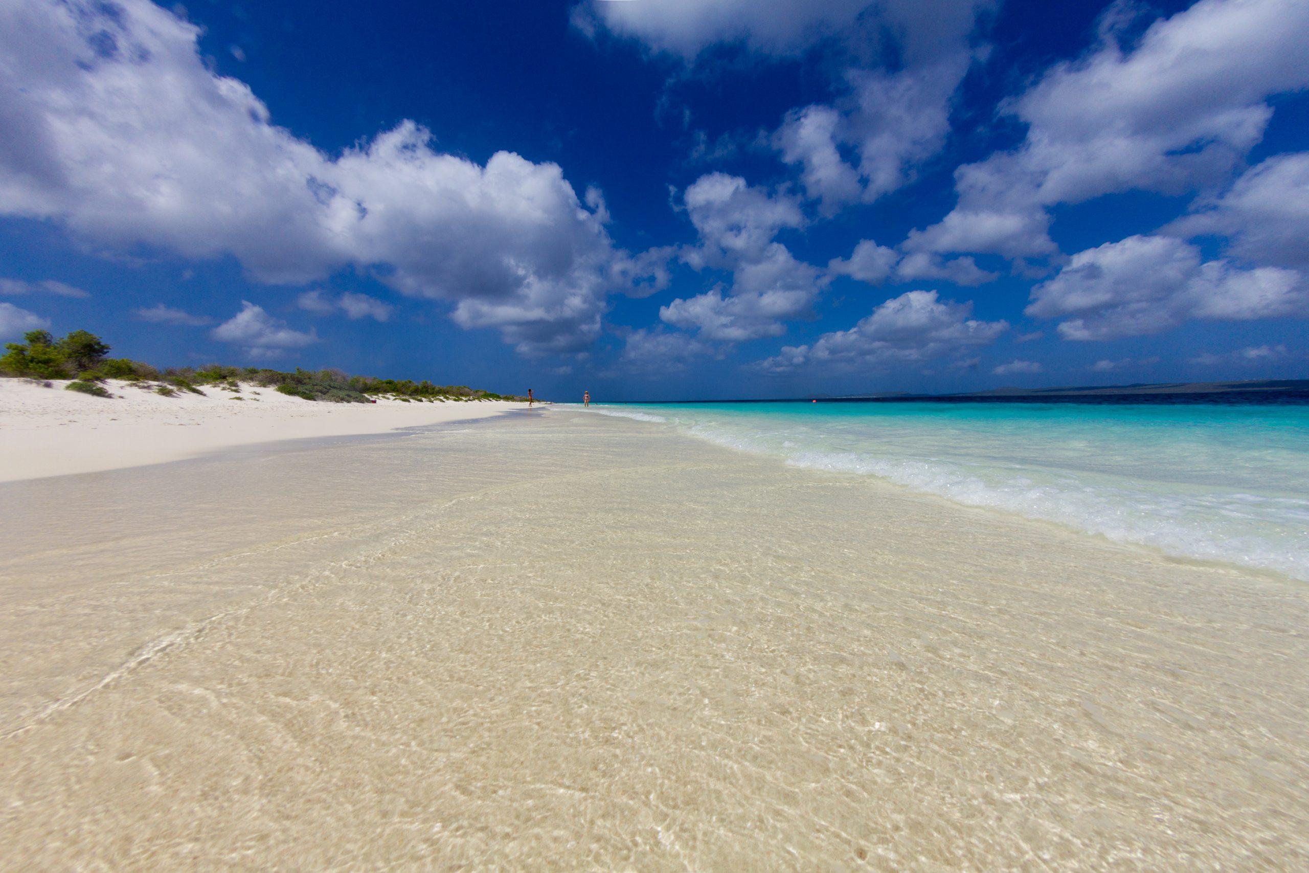 Mooiste stranden Bonaire - No Name Beach