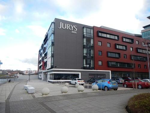Jury's Inn Hotel Newcastle