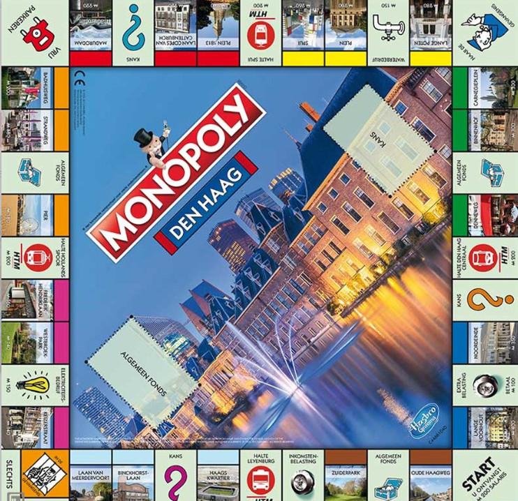 Monopoly Den Haag editie
