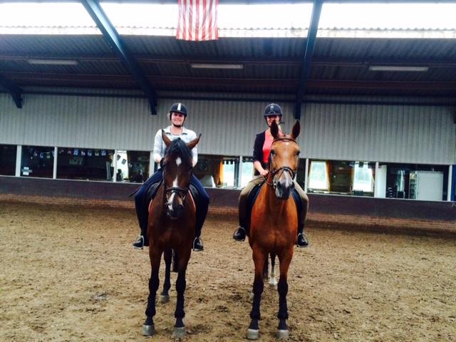 Paardrijden Laurenshoeve