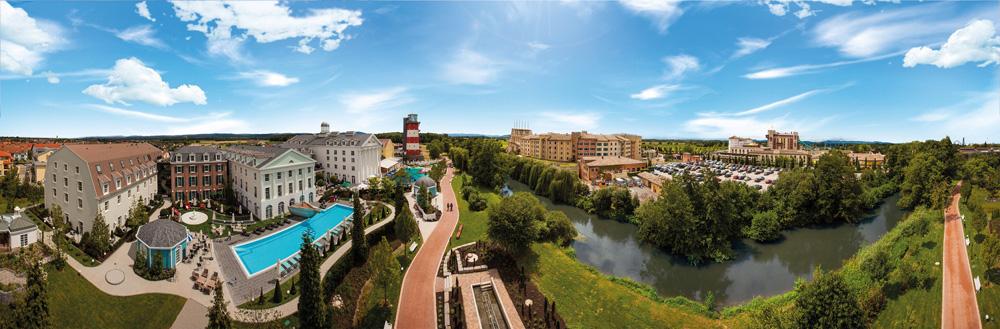 Panorama Hotel resort