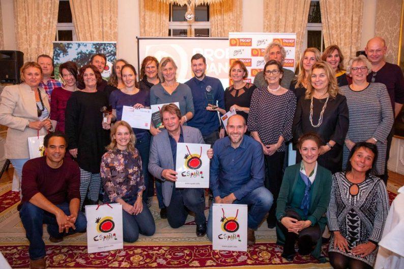 Genomineerd voor Blogprijs PROEF SPANJE 2018