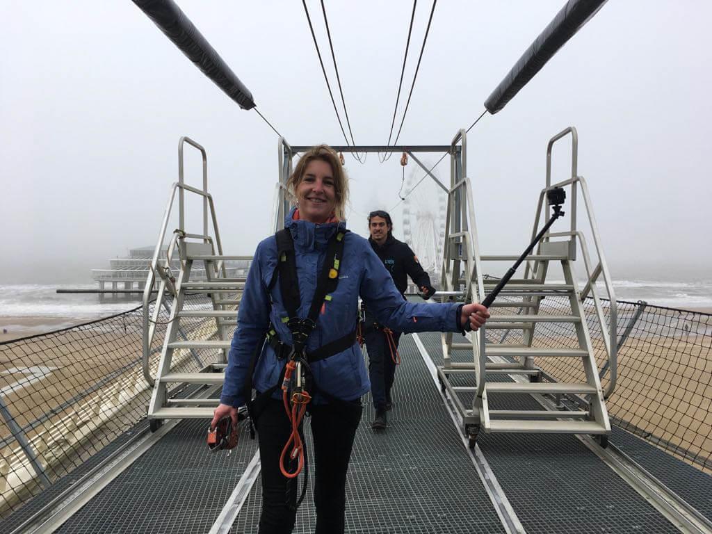 Pier - Zipline Scheveningen