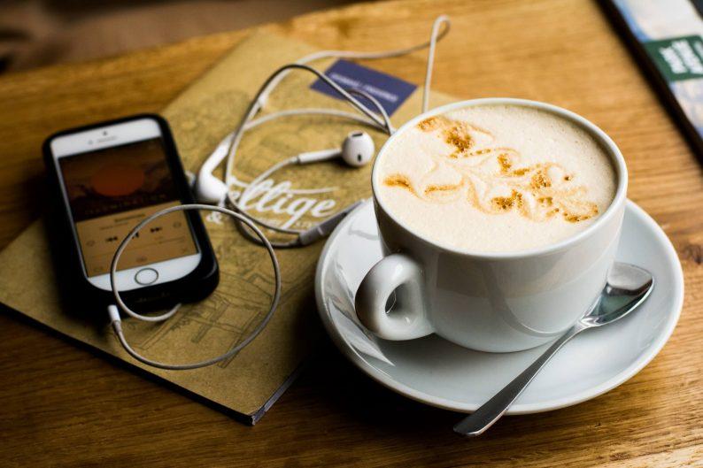 Podcasts over reizen