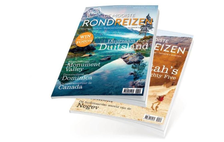 Reistijdschrift Meridian Travel