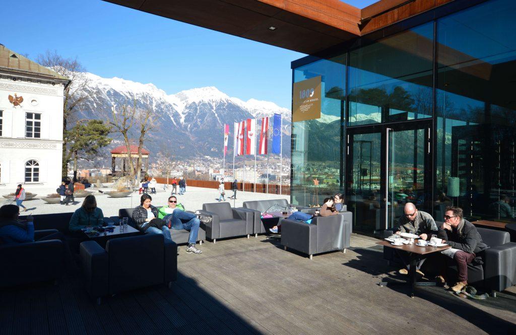 Restaurant 1809, Tirol Panorama
