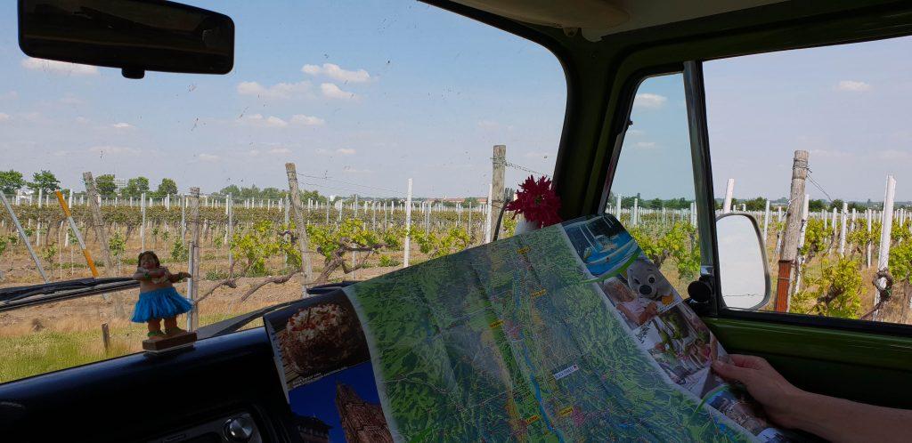 Routeplanner en toeristische kaart Zwarte Woud
