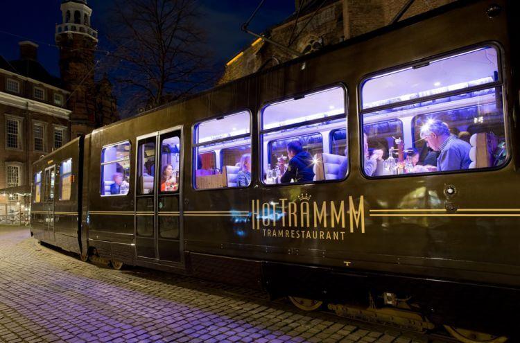Romantisch diner Den Haag