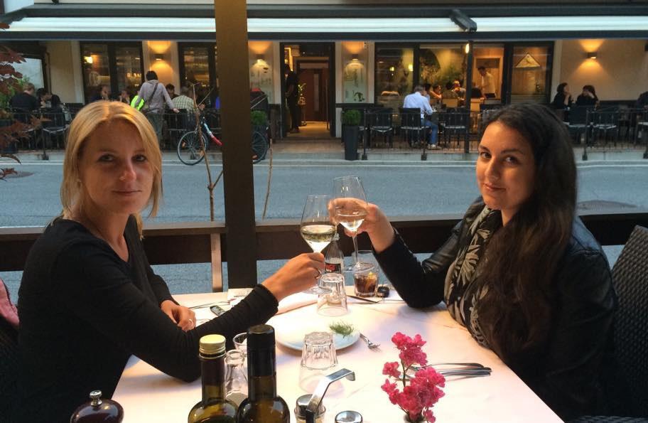 Diner in Slovenië