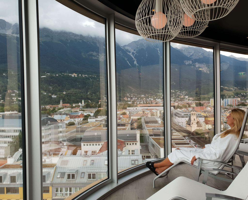 Spa aDLERS Hotel Innsbruck