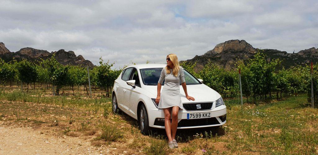 Auto huren Spanje zonder creditcard