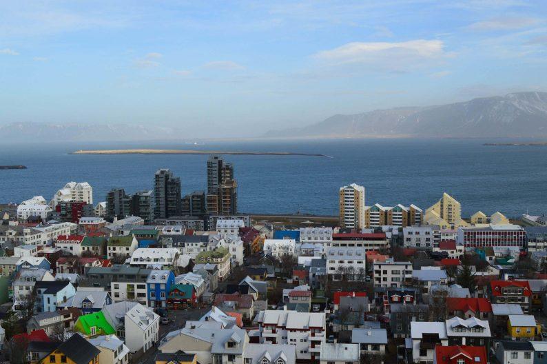Stedentrip Reykjavik of stopover naar de USA