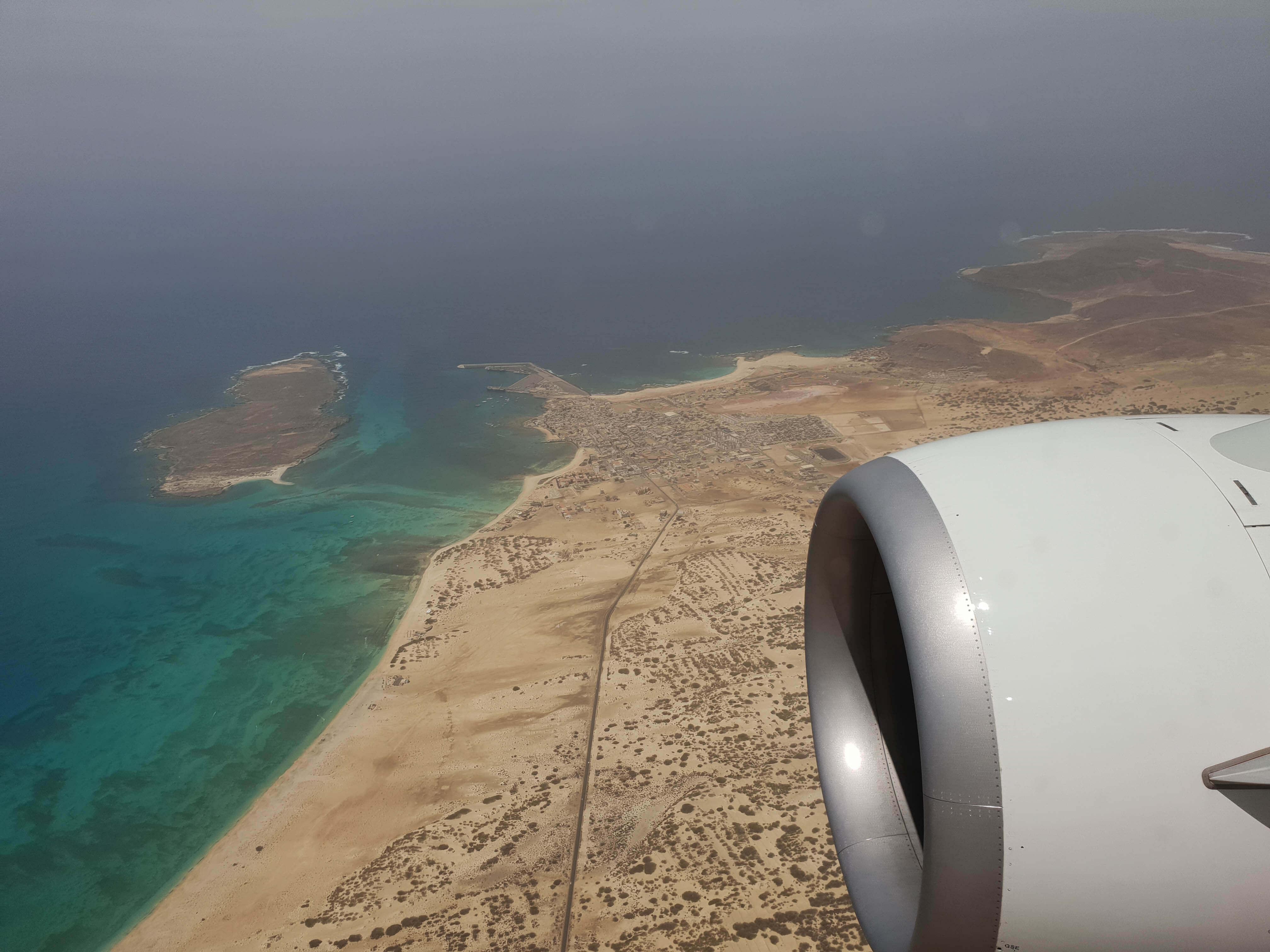 Vakantie naar eiland Sal