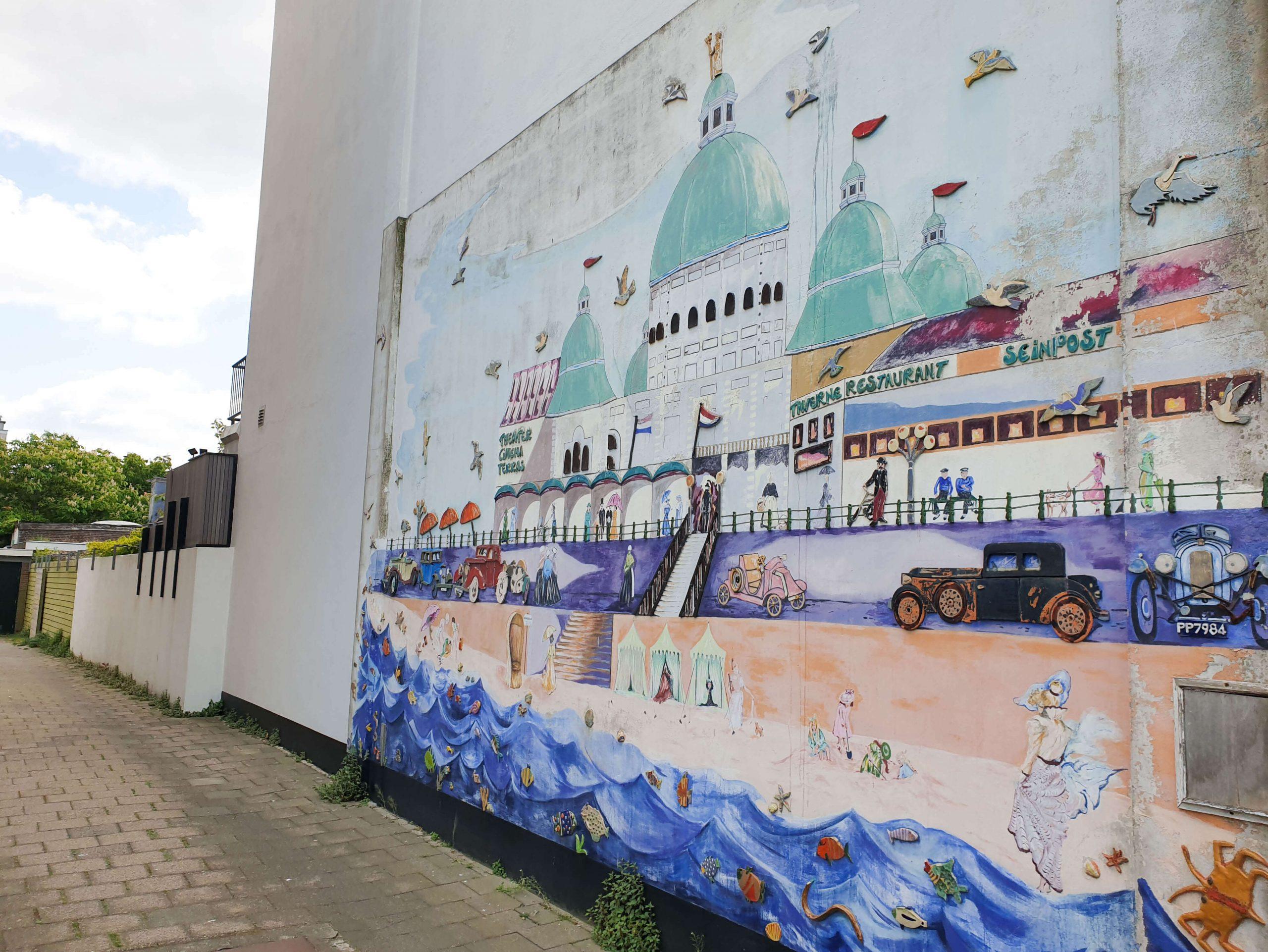 Street Art Gevers Deynootweg