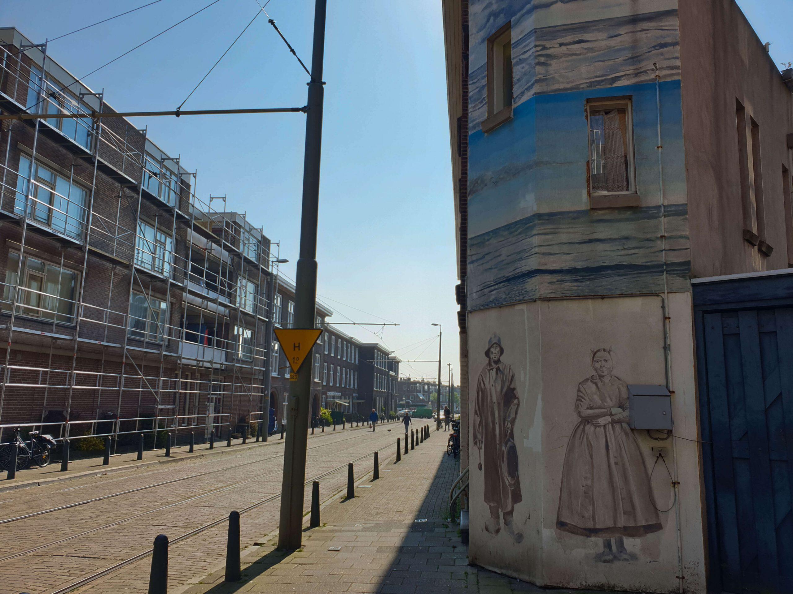 Street Art Scheveningen