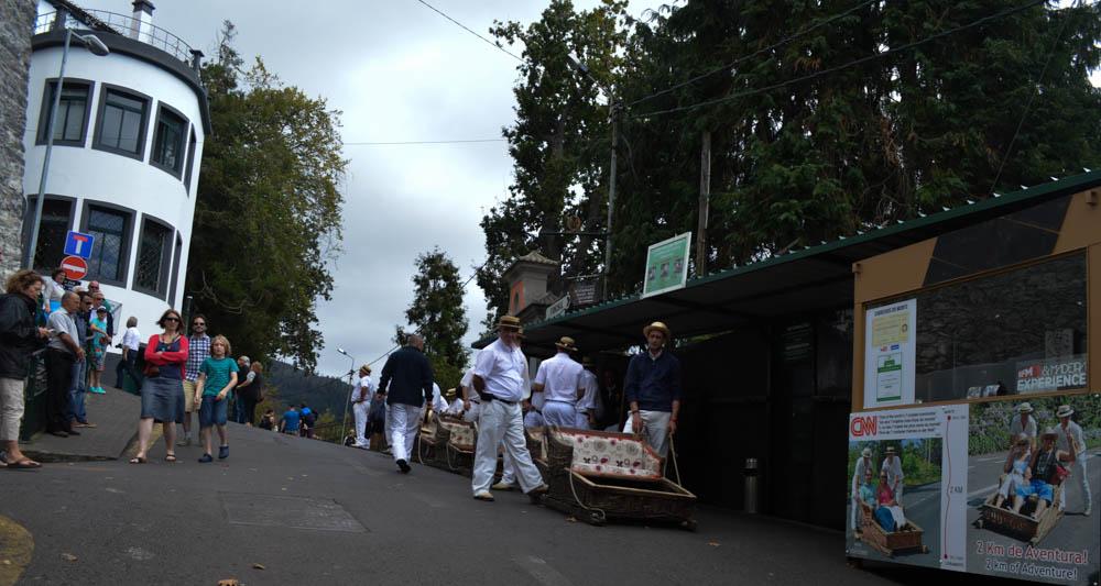 Carreiros - toboggan runners