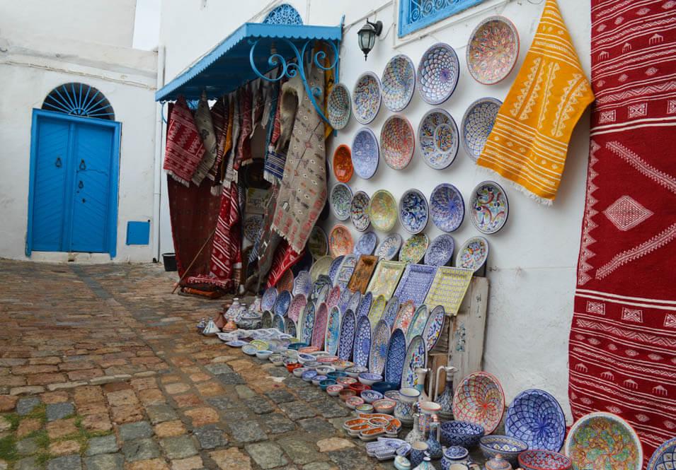 Tunesie souvenirs