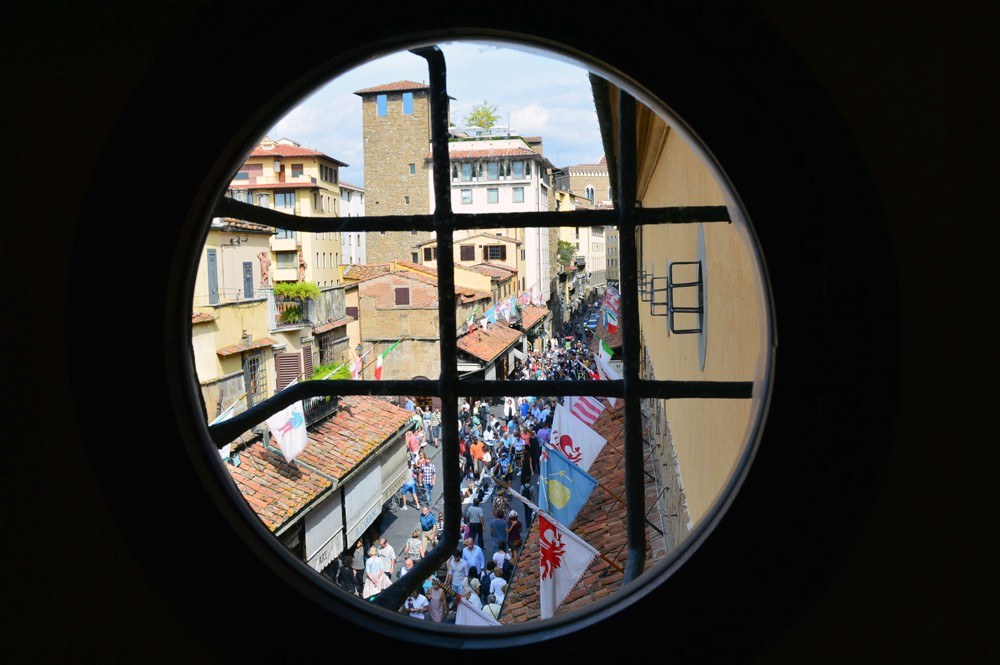 Vasari Corridor - Florence