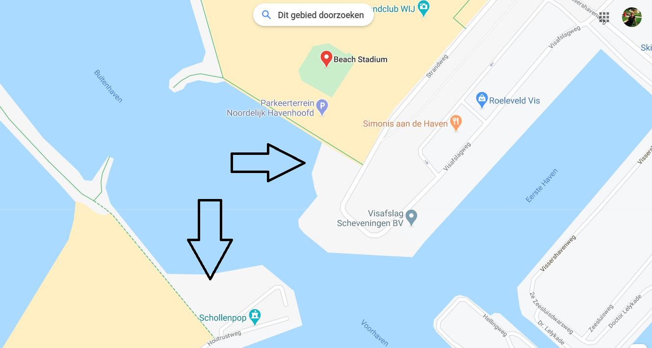 Verborgen plekjes in Scheveningen