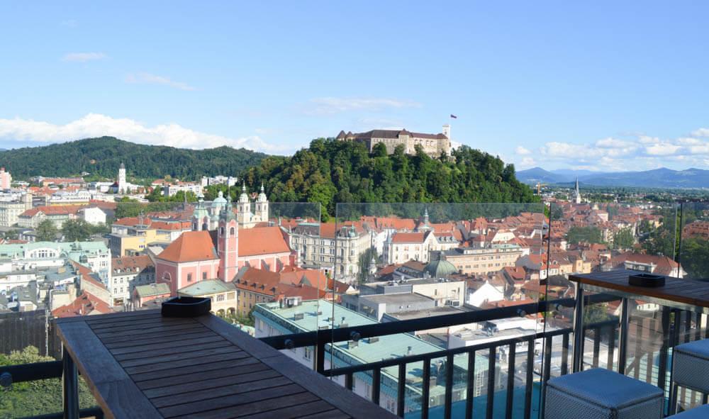 Auto huren in Ljubljana