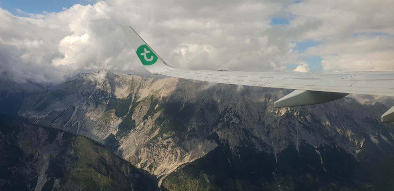 Vliegen met Transavia