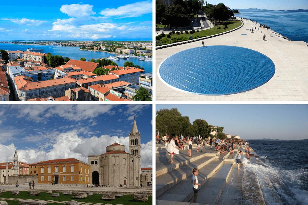 Wat te doen in Zadar