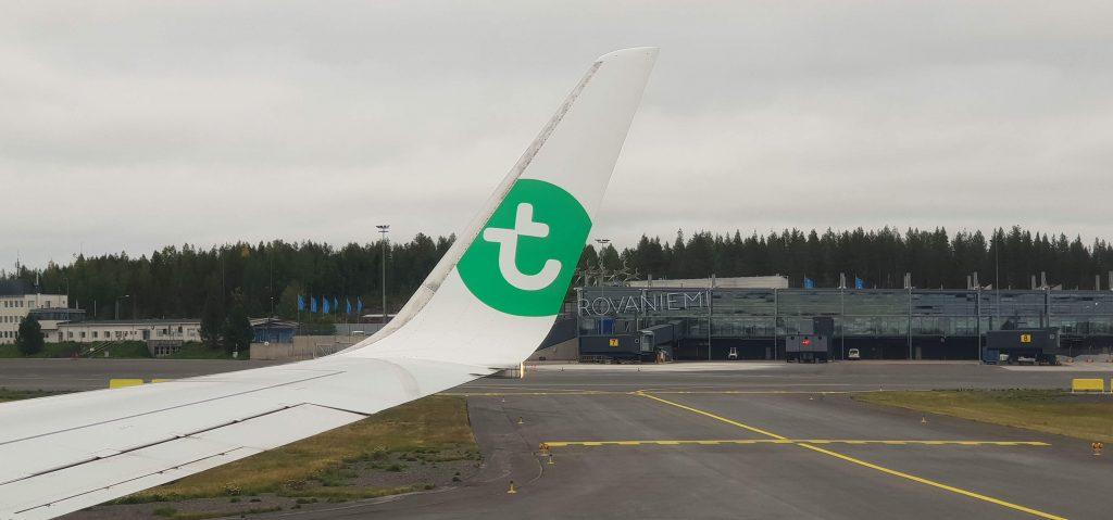 Vliegen met Transavia naar Finland