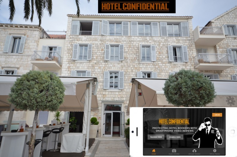 Hotel Confidential, hotel video reviews