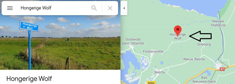 Vreemde plaatsnamen in Nederland