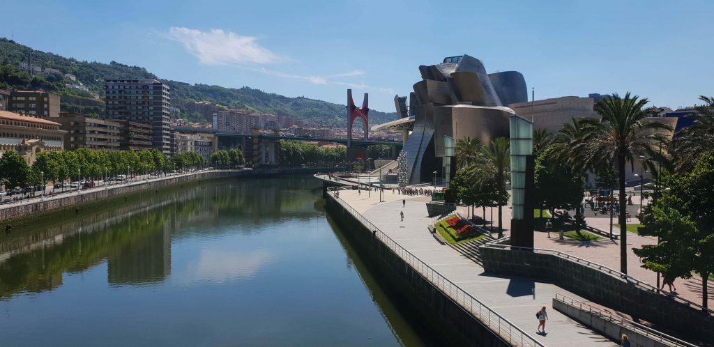 Stedentrip naar Bilbao