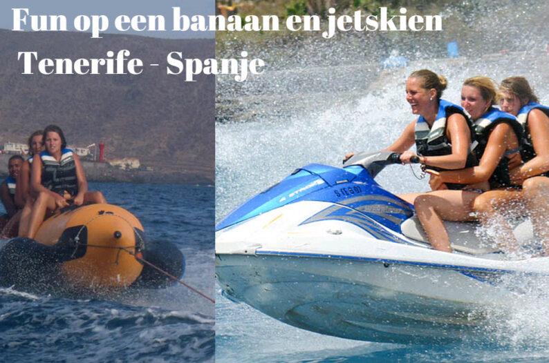 Watersport fun in Tenerife - Spanje