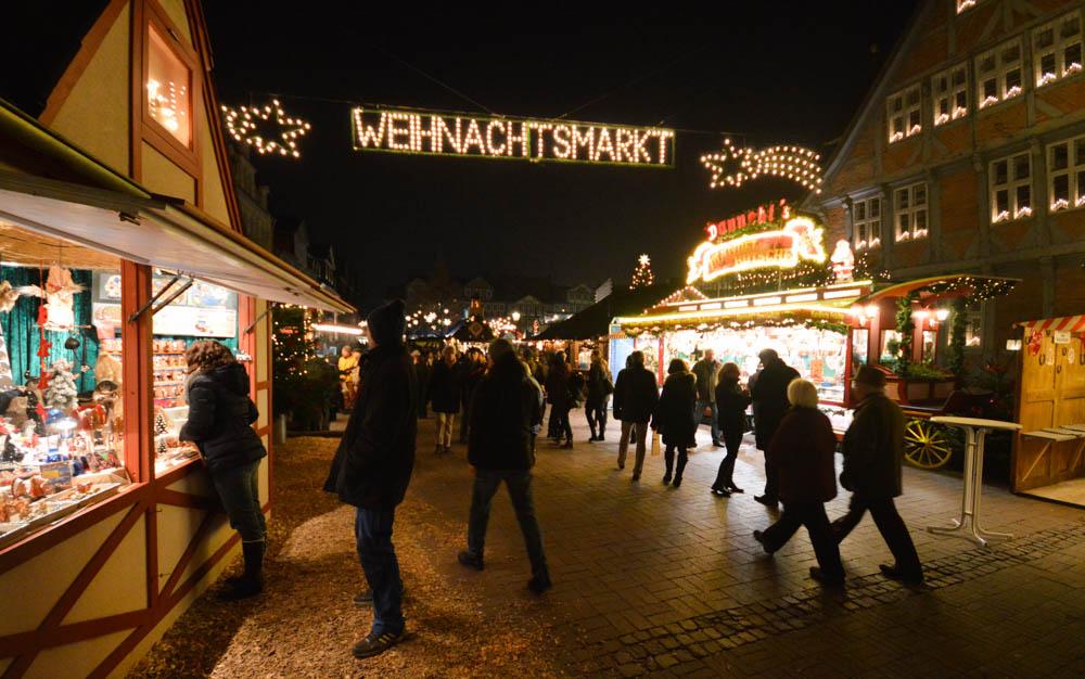 Weihnachtsmarkt - Wolfenbuttel