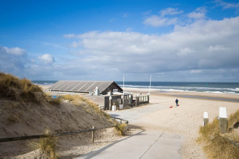 Wellness aan zee in Nederland