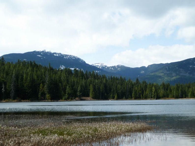 outdoor avonturen Whistler Canada