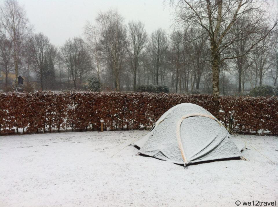 Winterkamperen (Foto: We12travel.nl)