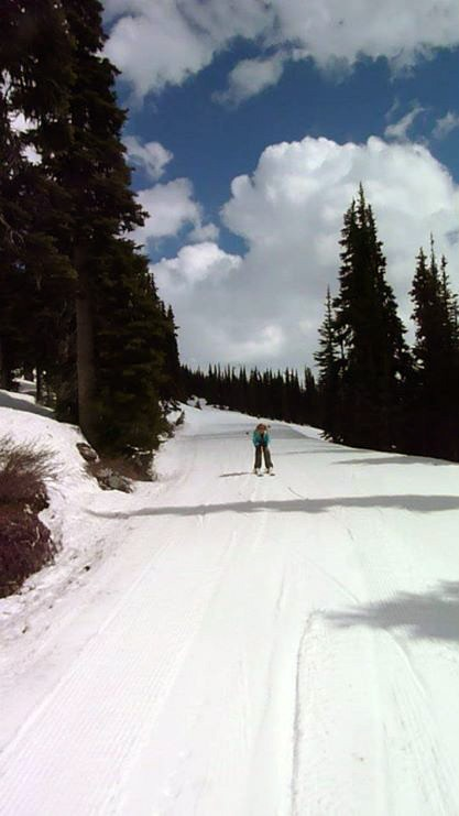 Wintersport - Whistler
