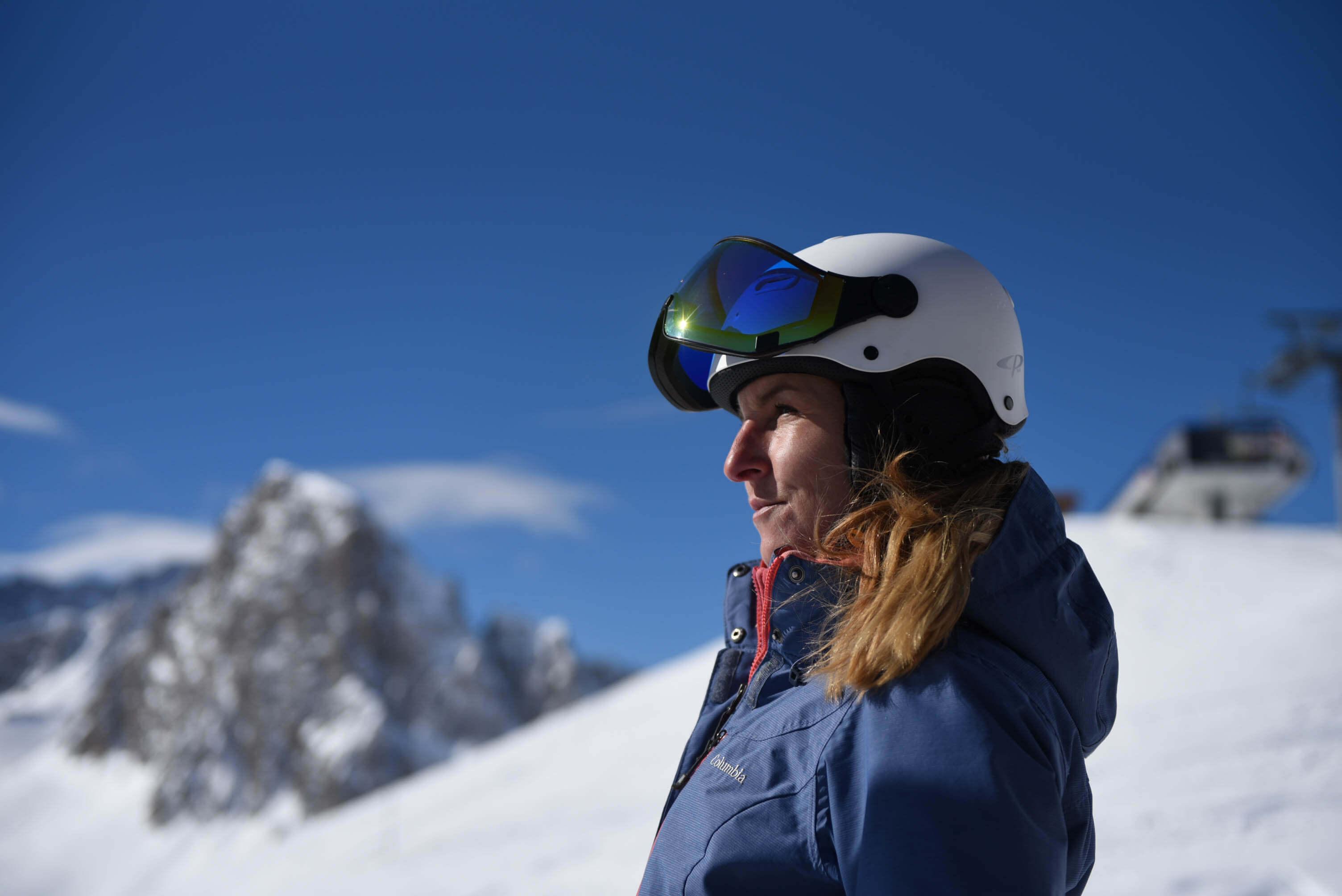 Waarom kiezen voor een skihelm met vizier