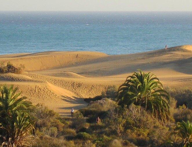 Autoroute en rondrijden op Gran Canaria